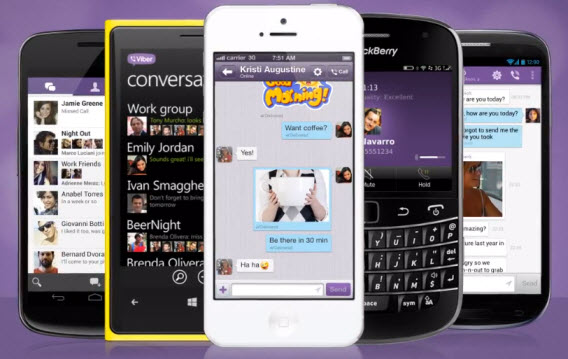 Download Viber App