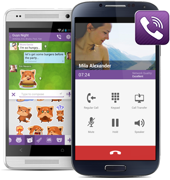 download viber app for android